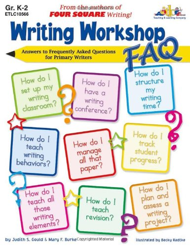 9781573105668: Writing Workshop FAQ