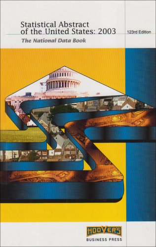 Statistical Abstract of the United States 2003: The National Data Book: Donald L. Evans, Kathleen B...