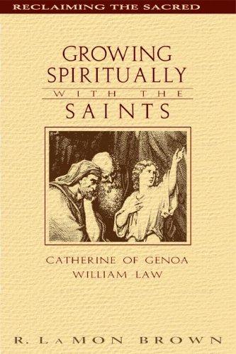 Disciplining with the Saints Catherine of Genoa: R Lamon Brown