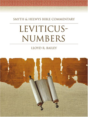 9781573120609: Leviticus-Numbers: Smyth & Helwys Bible Commentary