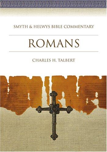 Romans [With CDROM]: Talbert, Charles H.