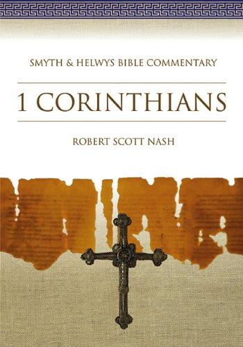 1 Corinthians (Hardcover): Robert Scott Nash