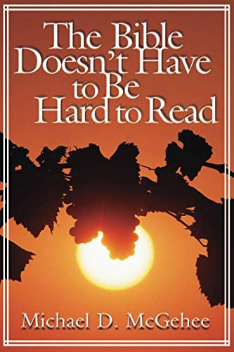 9781573123280: The Bible Doesn't Have to Be Hard to Read
