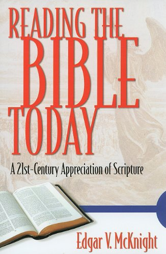 9781573124072: Reading the Bible Today: A 21st Century Appreciation of Scripture