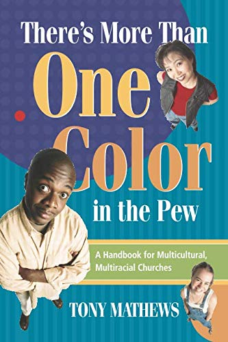 9781573124157: There's More Than One Color in the Pew: A Handbook for Multicultural, Multiracial Churches