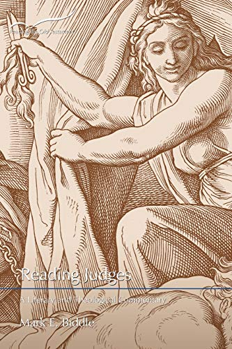 9781573126311: Reading Judges: A Literary and Theological Commentary (Reading the Old Testament)
