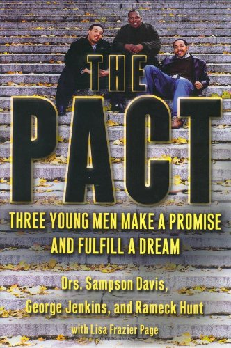 The Pact: Three Young Men Make a: Jenkins, George; Davis,