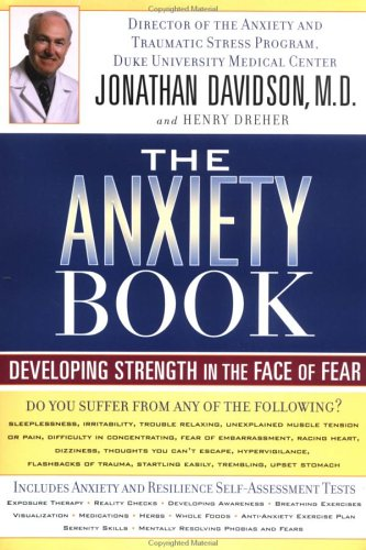 9781573222372: The Anxiety Book