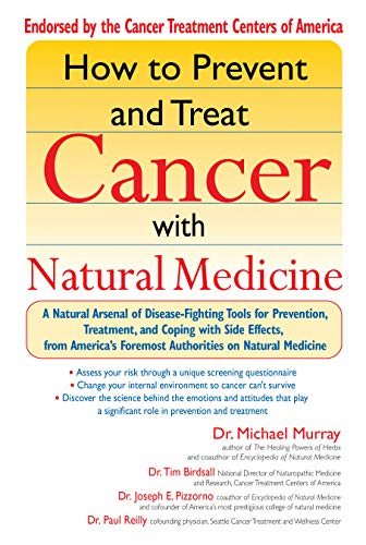 9781573223430: How to Prevent and Treat Cancer with Natural Medicine