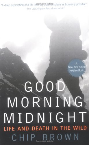 9781573223799: Good Morning Midnight: Life and Death in the Wild