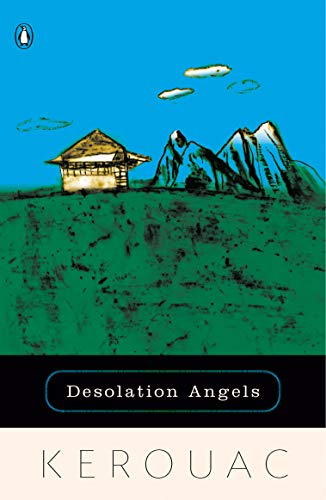Desolation Angels Cover Photo Allen Ginsberg Introduction By Joyca Johnson