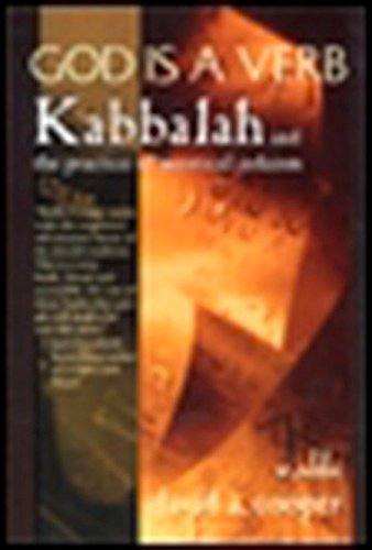 9781573226943: God Is a Verb: Kabbalah and the Practice of Mystical Judaism