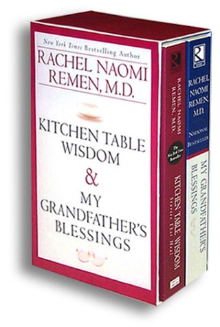 9781573229036: Kitchen Table Wisdom & My Grandfather's Blessings (Remen Box Set)