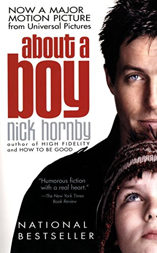 9781573229579: About a Boy (Movie Tie-In)