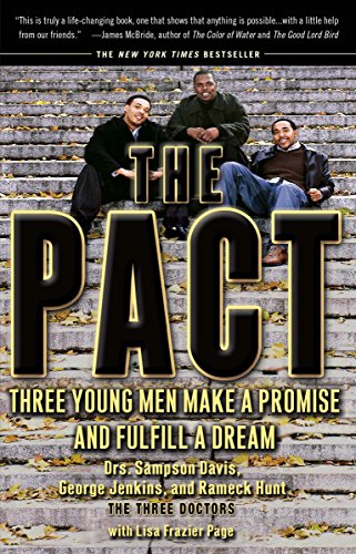 9781573229890: The Pact: Three Young Men Make a Promise & Fulfill a Dream