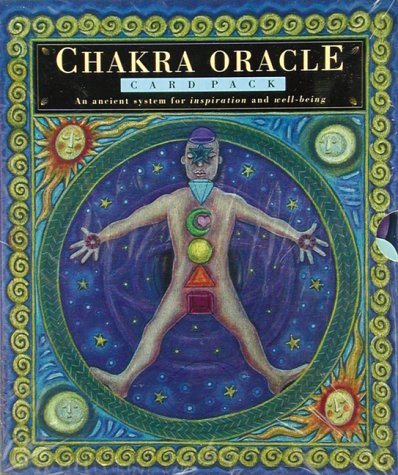 Chakra Oracle Card Pack: An Ancient System for Inspiration and Well-Being