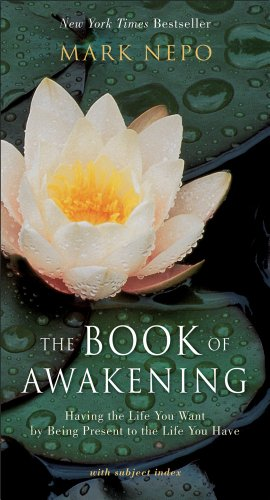 9781573241175: The Book of Awakening: Having the Life You Want by Being Present to the Life You Have