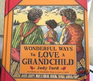 9781573241397: Wonderful Ways;love;grandchild