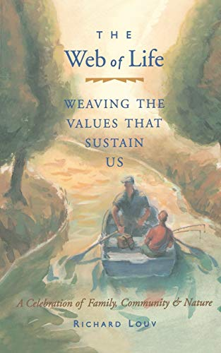 9781573241403: The Web of Life: Weaving the Values That Sustain Us