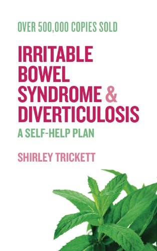 9781573244992: Irritable Bowel Syndrome and Diverticulosis: A Self-Help Plan