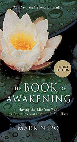 The Book of Awakening: Having the Life You Want by Being Present to the Life You Have: Nepo, Mark