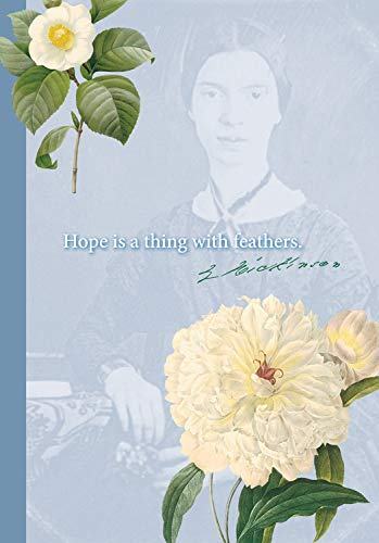 9781573245395: Emily Dickinson Journal: Hope Is the Thing with Feathers