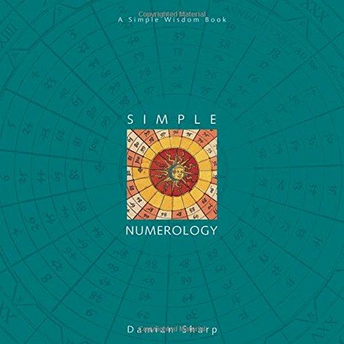 9781573245609: Simple Numerology: A Simple Wisdom book