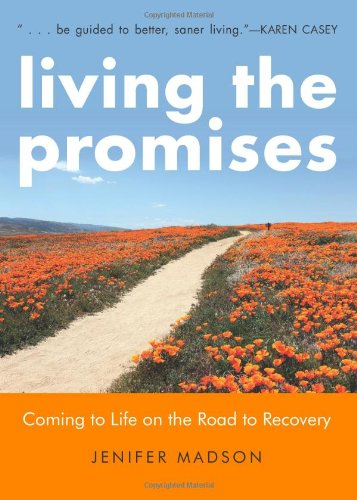 9781573245975: Living the Promises: Coming to Life on the Road to Recovery