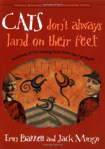 CATS DON'T ALWAYS LAND ON THEIR FEET: Hundreds of