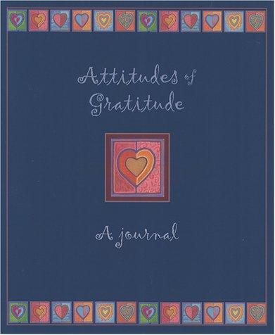 Attitudes of Gratitude Journal: M. J. Ryan