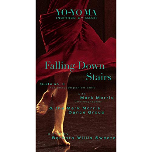 9781573301275: Yo-Yo Ma - Inspired by Bach No. 3, Falling Down Stairs (Cello Suite 3) [VHS]