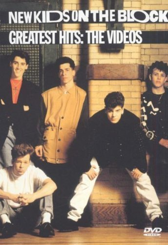 9781573301602: New Kids On The Block: Greatest Hits - The Videos