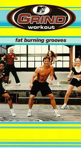 9781573306782: Grind Workout:Fat Burning Grooves [VHS]
