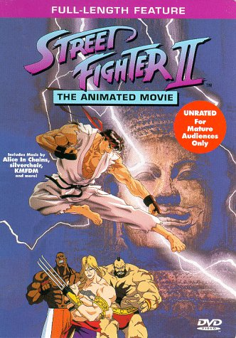 9781573306881: Street Fighter II: The Animated Movie