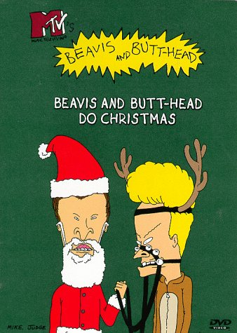 9781573306911: Beavis and Butt-head Do Christmas [Import USA Zone 1]