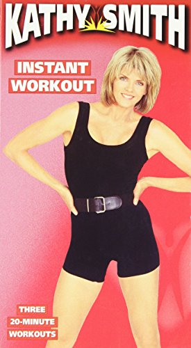 9781573309929: Kathy Smith - Instant Workout [VHS]