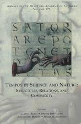 9781573311960: Tempos in Science and Nature: Structures, Relations, and Complexity (Annals of the New York Academy of Sciences)