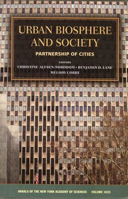 9781573315548: Urban Biosphere And Society: Partnership Of Cities (Annals of the New York Academy of Sciences)