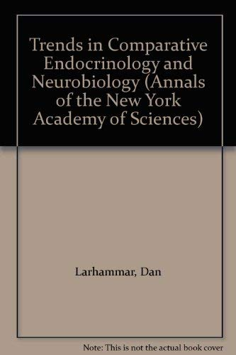 9781573315692: Trends in Comparative Endocrinology and Neurobiology: v. 1040 (Annals of the New York Academy of Sciences)