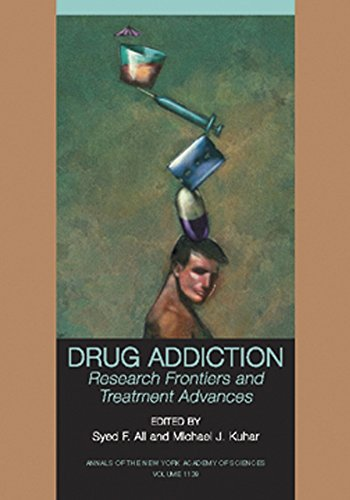 9781573317184: 1139: Drug Addiction: Research Frontiers and Treatment Advances, Volume 1120 (Annals of the New York Academy of Sciences)