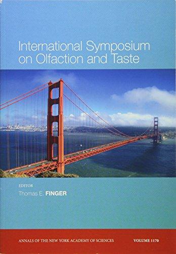 9781573317382: International Symposium on Olfaction and Taste, Volume 1170
