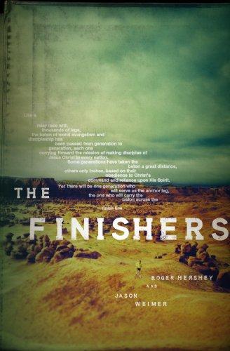 The Finishers: Roger Hershey; Jason