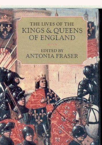 9781573353236: The Lives of the Kings & Queens of England