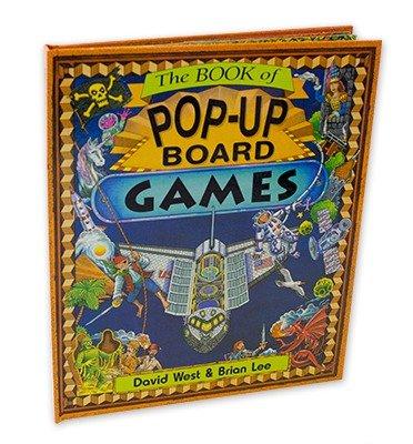 9781573353564: Book of Pop-Up Board Games