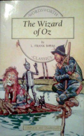 9781573354028: The Wizard of Oz (Wordsworth Classics) [Paperback] by