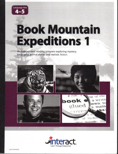 9781573364089: Book Mountain Expeditions 1: Language Arts 4-5