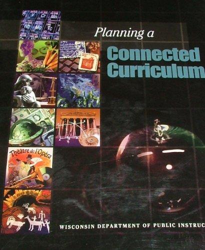 Planning a connected curriculum (Bulletin): Fischer, Gerhard