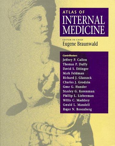 9781573401180: Atlas of Internal Medicine