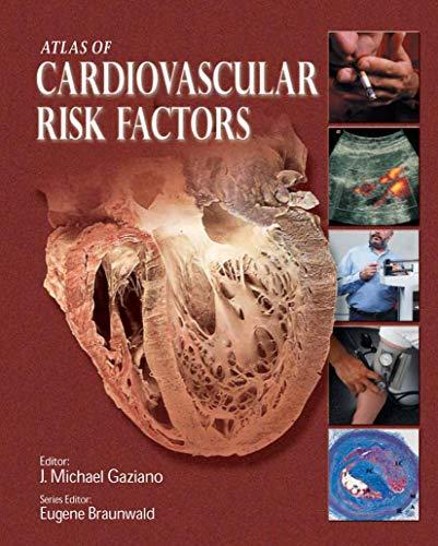 9781573402323: Atlas of Cardiovascular Risk Factors (Atlas of Heart Diseases (Unnumbered).)