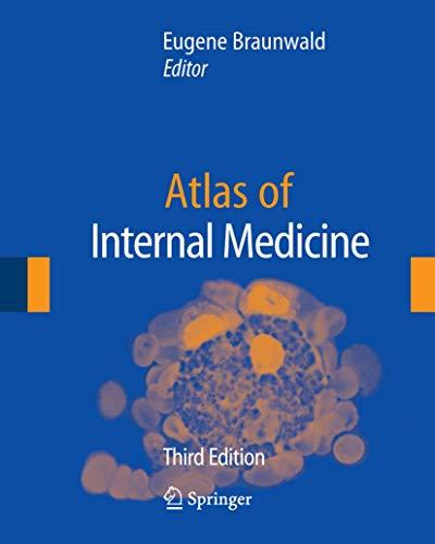 9781573402538: Atlas of Internal Medicine